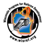Wisconsin Program for Referee Development